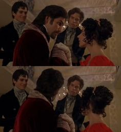 Count of Monte Cristo: May I steal your wife?