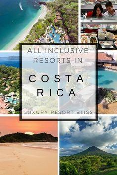 Die besten All-Inclusive-Resorts in Costa Rica - Destination Hochzeit Costa Rica All Inclusive, Costa Rica Travel, All Inclusive Resorts, Luxury Resorts, Vacation Resorts, Best Vacations, Vacation Trips, Vacation Ideas, Best Hotels