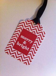 Christmas Gift Tag