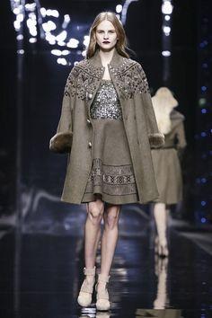 Ermanno Scervino Ready To Wear Fall Winter 2015 Milan - NOWFASHION