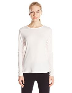 800c991d26 Cuddl Duds Women s Climatesmart Crew Neck Top -- Learn more by visiting the  image link