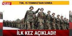 TSK asker ve personel sayısını açıkladı: Türk Silahlı Kuvvetleri 15 Temmuz hain darbe girişiminin ardından Eylül ayında bünyesinde bulundurduğu asker ve personel sayısını açıkladı.