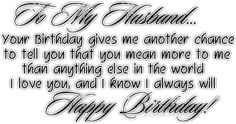 happy birthday husband images | Feb myspace, tagged, images and share happy birthday