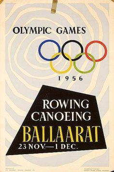 "Melbourne, 1956 Nice ""Typo"" Ballarat"