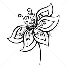 Трафареты шаблоны картинки векторные цветы: 19 тыс изображений найдено в…