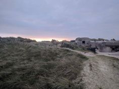 Sunset on VE Day - Utah beach. Sent in from one of our followers - Jesse.