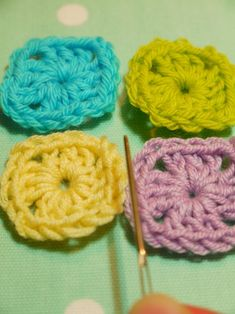 How to sew up knitting or crochet with invisible stitch