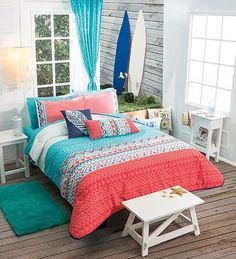 comforter sets for college girls - Google Search