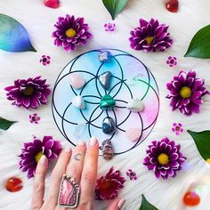 Divine spiritual connection, that's what you strive for, right? Complete and inner peace. The sensation that you are divinely cared fo… Feminine Energy, Divine Feminine, Kali Ma, Spiritual Connection, Chakra Balancing, Crystal Grid, Sacred Geometry, Crystal Jewelry, Awakening