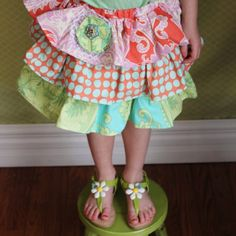 I found this on Etsy: Cupcake skirt. Amy Butler Love fabric. $35.00 http://etsy.me/A4FPBN