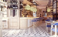 Hotel Cort Restaurante Palma -  Designer Lazaro Rosa Violan