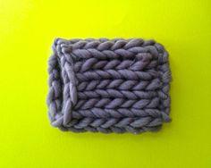 How to #knit #tubularstitch? #videotutorials #howtoknit #learntoknit #weareknitters  http://www.weareknitters.com/en/blogwak/2014/04/04/tubular-stitch/