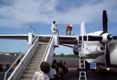 Certains aéroports mettent plus de temps pour faire le plein de l'avion que d'autres ... http://twit.lu/hp