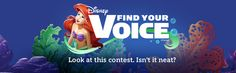 Find Your Voice Home Page Hero
