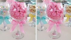 Trendy Baby Shower Favors For Girls Candy Blue 17 Ideas Angel Baby Shower, Deco Baby Shower, Fiesta Baby Shower, Baby Shower Crafts, Baby Shower Favors Girl, Shower Bebe, Baby Girl Shower Themes, Simple Baby Shower, Baby Shower Princess