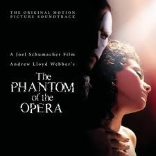 I love musicals, and The Phantom of the Opera is one of my favorites!