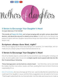 5 Versus to Encourag