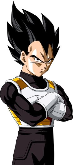 "Vegeta's design in the 2015 film, ""Resurrection of F."" #QuotedBySonGokuKakarot"