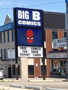 More comic book shops need to do this. Seriously.