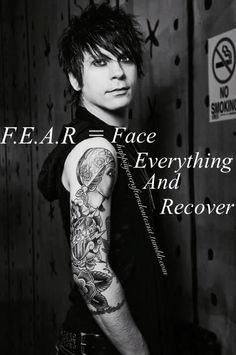 Falling In Reverse's Ronnie Ficarro quote