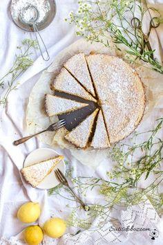 Könnyű nyári citromos pite   sutisdobozoom Quiche, Hungarian Desserts, Cake & Co, Cake Cookies, Cake Recipes, Drink Recipes, Camembert Cheese, Food Porn, Food And Drink