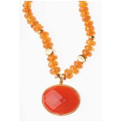 Susan Anderson Chalcedony and Agate Necklace 826 Artistic Artisan