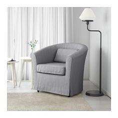 TULLSTA Chair, Nordvalla medium gray - Nordvalla medium gray - IKEA $169
