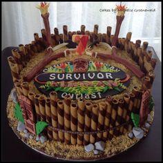 Surviving cake