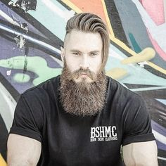 50 big beard styles for men - full facial hair ideas - 50 big beard styles for men – full facial hair ideas – Nachsterluxus.site Informations About 50 - Big Beard Styles, Hair And Beard Styles, Hair Styles, Sexy Bart, Mode Hipster, Beard Haircut, Beard Model, Long Beards, Epic Beard