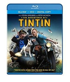 Daniel Craig & Jamie Bell & Steven Spielberg-The Adventures of Tintin