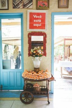 Aparador Bem Casado by Leivas & Lourenço Wedding