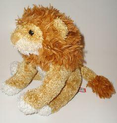 Douglas Lion Plush Stuffed Animal Toy King of the Jungle Cat Lion Toys, Pet Toys, Jungle Cat, Shaggy, Stuffed Animals, Lions, Plush, Teddy Bear, Fur