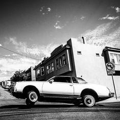 travisjensen Counterclockwise... Naples St.at Excelsior Ave., Excelsior District, San Francisco.