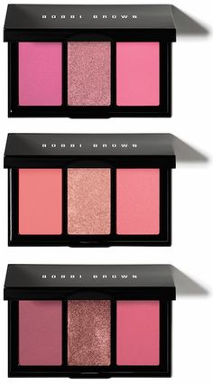 Bobbi Brown Hot Collection Cheek Palettes...love! (Pin then see my review!)