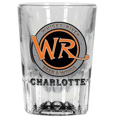 Dale Jr. Whisky River Clear Shot Glass Set