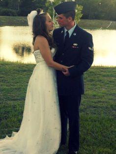 #groom military attire ... Groom's Wedding Guide ... https://itunes.apple.com/us/app/the-gold-wedding-planner/id498112599?ls=1=8  ♥  The Gold Wedding Planner iPhone App ♥