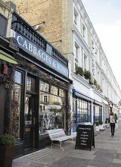 Langton Street, Chelsea - London
