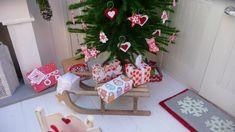 """Les Carnets de l'Atelier Blondie: Stage """"Un Noël scandinave"""" - """"A Scandinavian Christmas"""" workshop"""