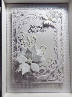 spellbinders christmas card