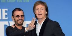 Paul McCartney and Ringo Starr Reunite in the Studio . Read more: http://ift.tt/2kR2Buz  #MusicNews… http://ibeebz.com