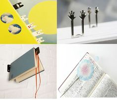 Cool and Creative Bookmarks » Design You Trust – Design Blog and Community