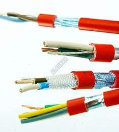 Fire Resistant Cables Are Suitable For Electrical Supplies And Property Protection Systems Such As Electrically Operated
