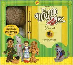 The Wizard of Oz Crochet  ·