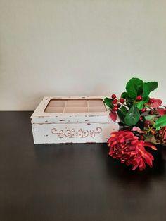 Rustic jewellery/tea box Tea Box, Rustic Jewelry, Jewellery Box, Gift Wrapping, Gifts, Gift Wrapping Paper, Presents, Tea Caddy, Jewelry Case