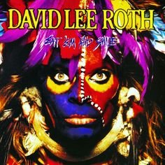 """HAPPY 30TH ANNIVERSARY TO DAVID LEE ROTHS DEBUT ALBUM [EAT'EM AND SMILE] RELEASED ON THIS DAY JULY 7TH 1986!"" #DavidLeeRoth #diamonddave #EatemAndSmile #Debut #Album #Released #OnThisDay #RockHistory #Anniversary #1980s #GiveMeAbottleOfAnythingAndAglazeDonutToGo"