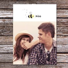 Tell your #honey how #sweet they are. #InkCards #Valentine