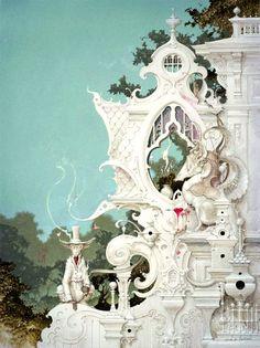 """""""House in Order"""" by Daniel Merriam"""