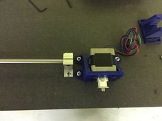 Assemble Motors + Supports