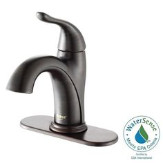 Arcus Single-Lever Basin Faucet Oil Rubbed Bronze Finish