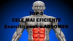 EXERCITII PENTRU ABDOMEN   TOP 3 ABS    www.petrifitness.com  https://youtu.be/f8w52NYhVhM